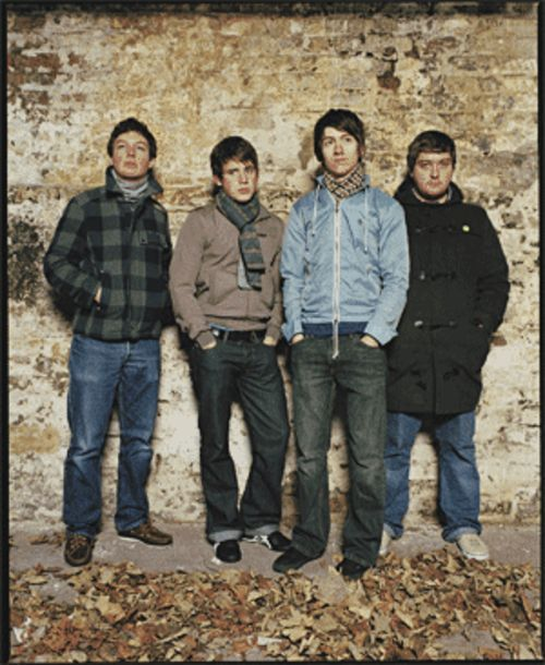 Never mind the bollocks: The Arctic Monkeys
