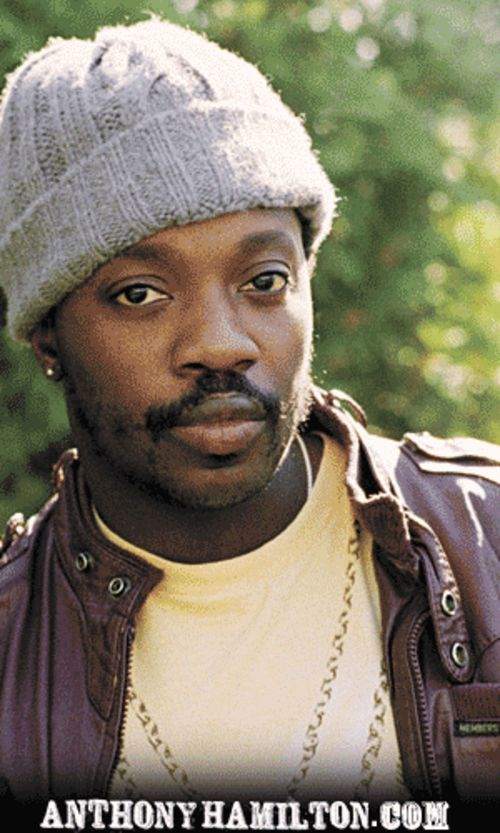 Anthony Hamilton: Soul survivor.