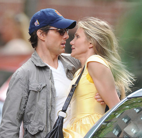 All the wrong moves: Tom Cruise and Cameron Diaz in Knight and Day.