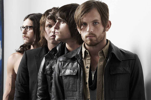 Kings of Leon: Quite possibly the biggest band of their generation.