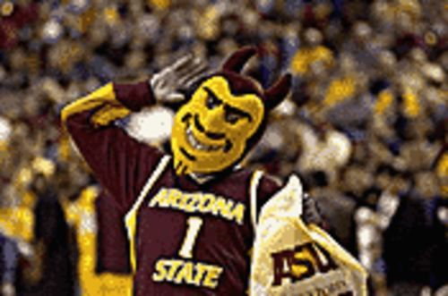 Oh, Sparky, how could we ever be mad at you?
