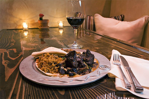 Lose yourself in a luscious plate of smoky carne adovada at Ahwatukee's new Secreto.