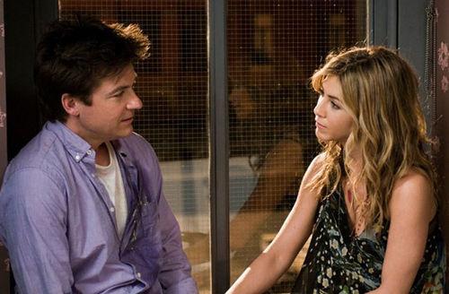 Planting the seed: Jason Bateman must come clean with Jennifer Aniston in The Switch.