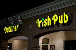 The Dubliner Irish Pub and Restaurant3841 East Thunderbird602-867-0984