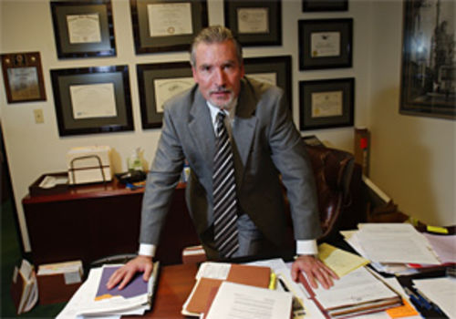 Phoenix attorney Craig Gillespie beat a photo-enforcement ticket on a technicality.