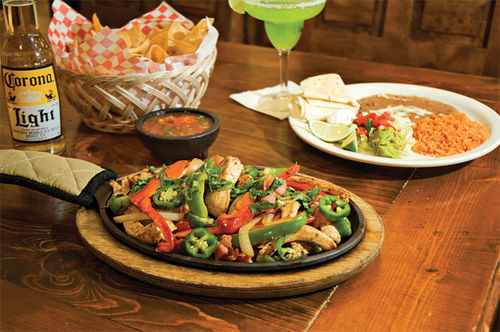 Fajitas fail: Tradiciones is nothing like its former self.