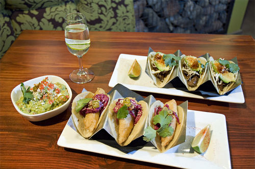 Dreamworthy taco trios take center stage at Canteen.