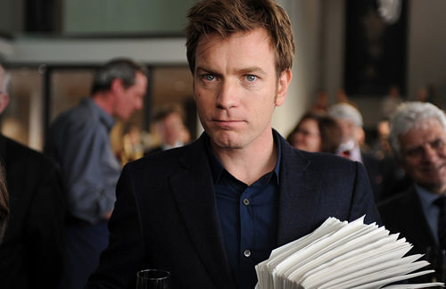 Ewan McGregor stars in The Ghost Writer, Roman Polanski's thriller that landed in both J. Hoberman's and Karina Longworth's top 10 films of the year.