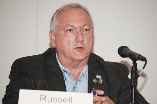 Fruit of the tree: State Senate President-elect Russell Pearce has so far declined to comment on allegations regarding his son Joshua.