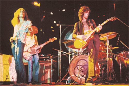 A new DVD digs for Led Zeppelin's roots.
