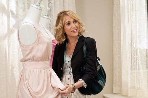 Dirty pretty: Kristen Wiig stars as Annie in Paul Feig's Bridesmaids.