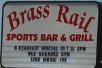 Brass Rail Sports Bar & Grill
