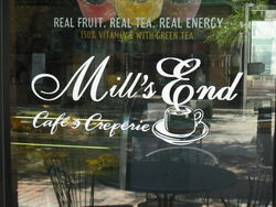 Mill\'s End Cafe