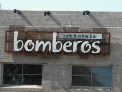 Bomberos Café & Wine Bar