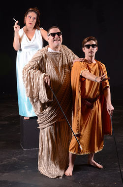 Nearly Naked Theatre at Phoenix Theatre\'s Little Theatre