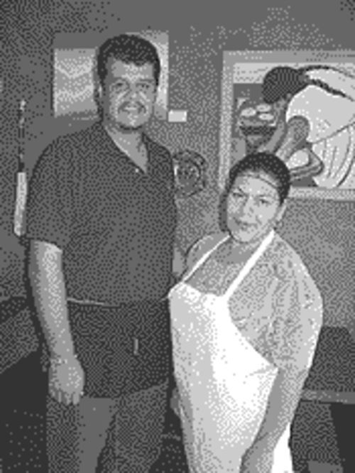 Hector Lopez and Maria de Luna are your guides to the Panamerican Bakery & Deli.