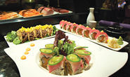 Pearl Sushi Lounge: Chic Ambiance and (Mostly) Flashy Food in Scottsdale