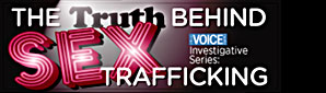 The Truth Behind Sex Trafficking