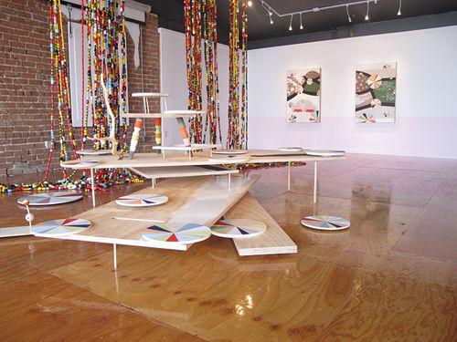 Melinda Bergman's Not a Cloud in the Sky: A Meditation on the Life Ideal at Modified Arts