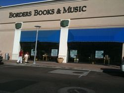 Borders Books & Music