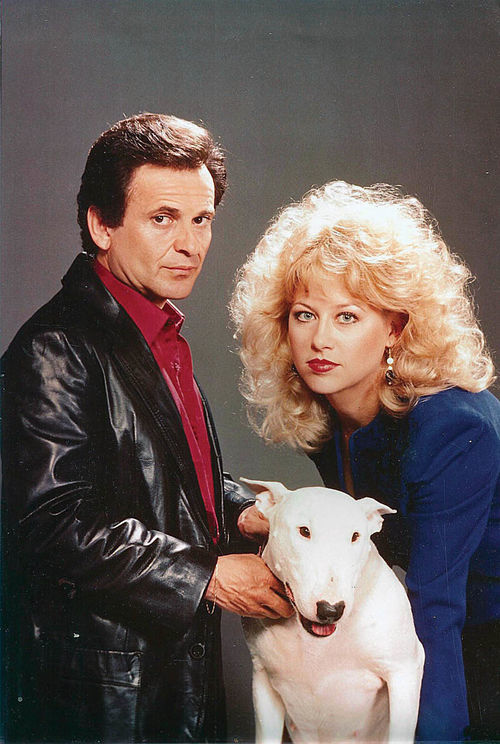 Half Nelson, her sitcom pilot with Joe Pesci, lasted six glorious episodes.