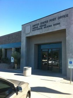 North Scottsdale Post Office