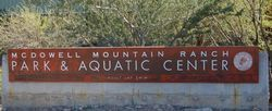 McDowell Mountain Ranch Park and Aquatic Center