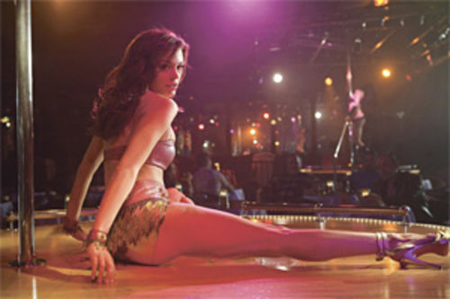 The most dangerous gam: Rose McGowan in the Planet Terror segment of Grindhouse. (Come on, you&Acirc;ve seen the trailer.)