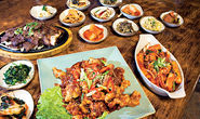 Caf&amp;eacute; Ga Hyang: Fantastic Korean Food -- And It&#039;s Open Late