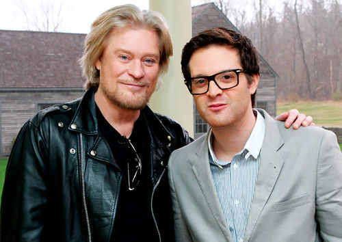 Daryl Hall and Mayer Hawthorne