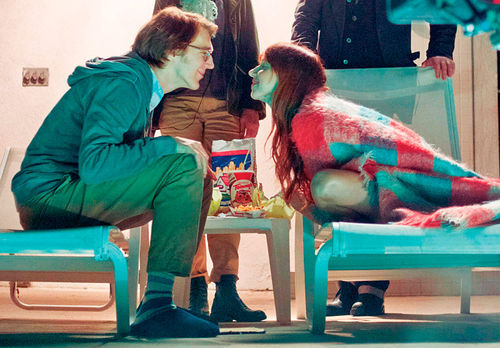 Paul Dano and Zoe Kazan star in Ruby Sparks