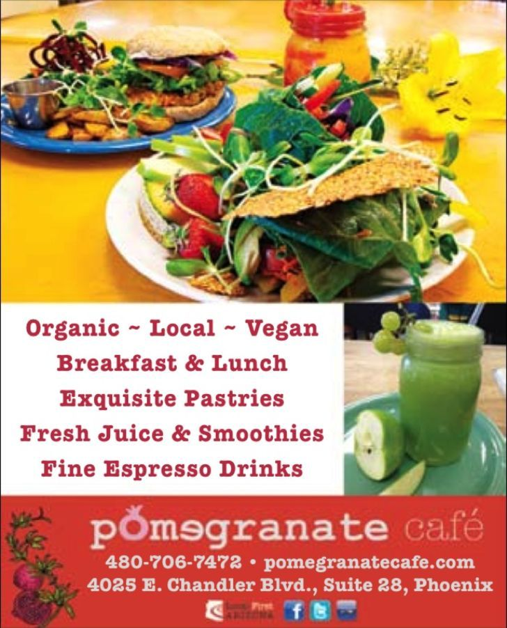 Pomegranate Cafe