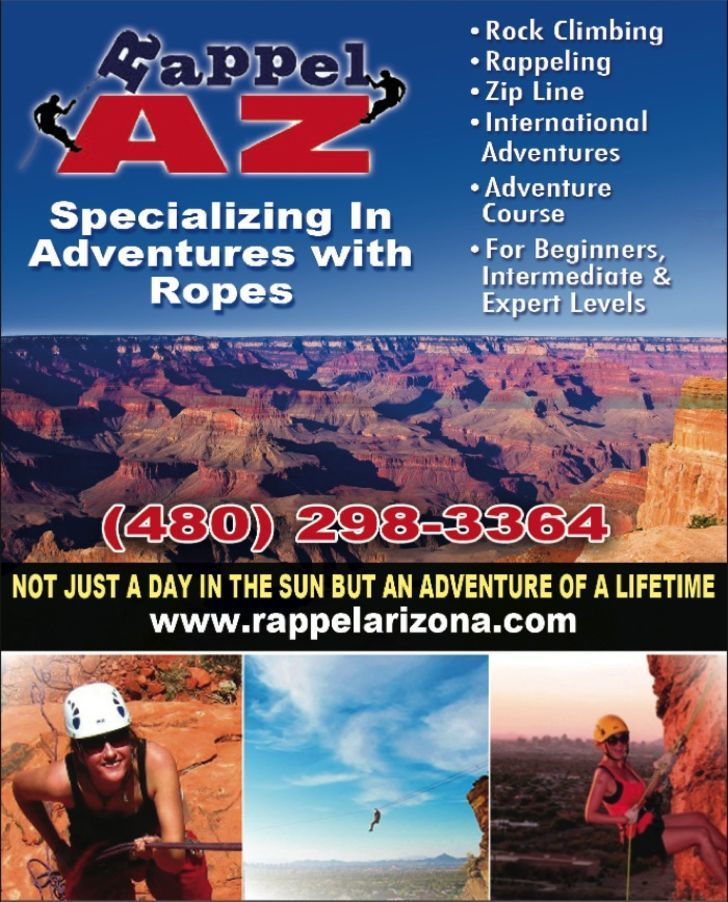 Rappel Arizona