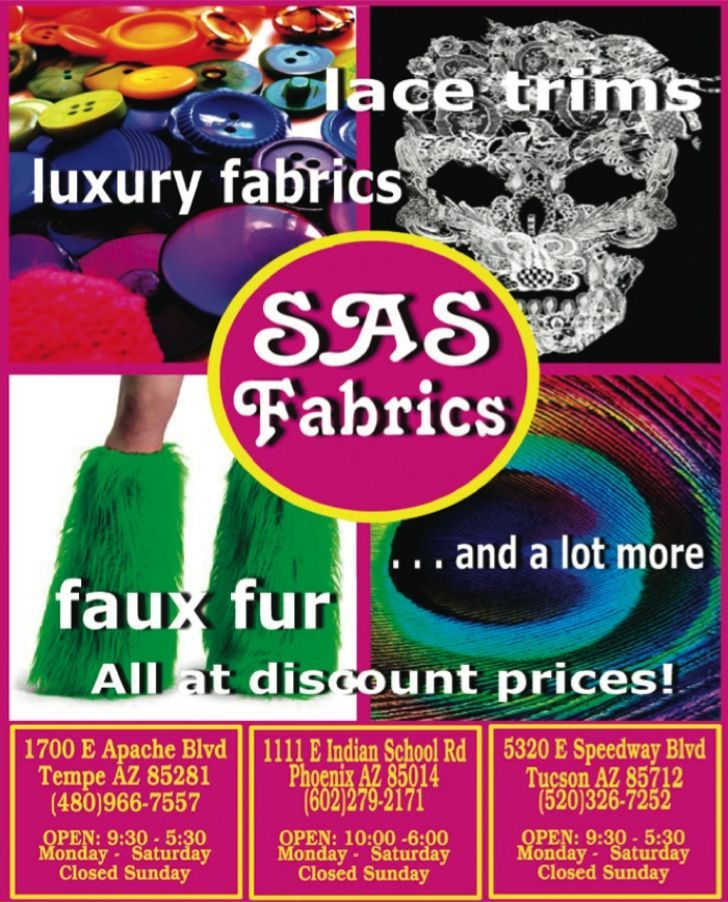SAS Fabrics Superstore