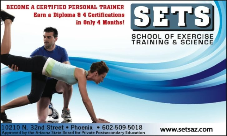 Sets School Of Exercise Training & Science