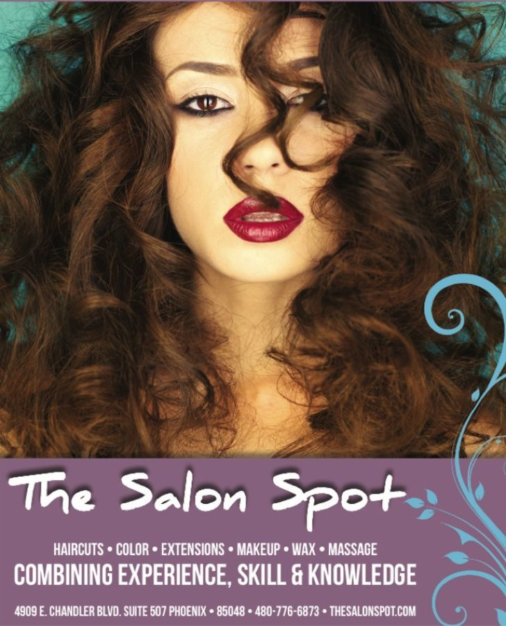 The Salon Spot