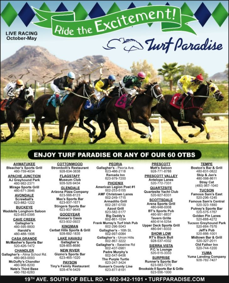 Turf Paradise Race Course