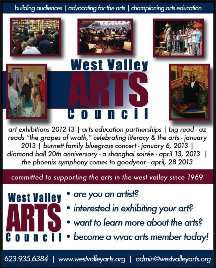 West Valley Fine Arts Council
