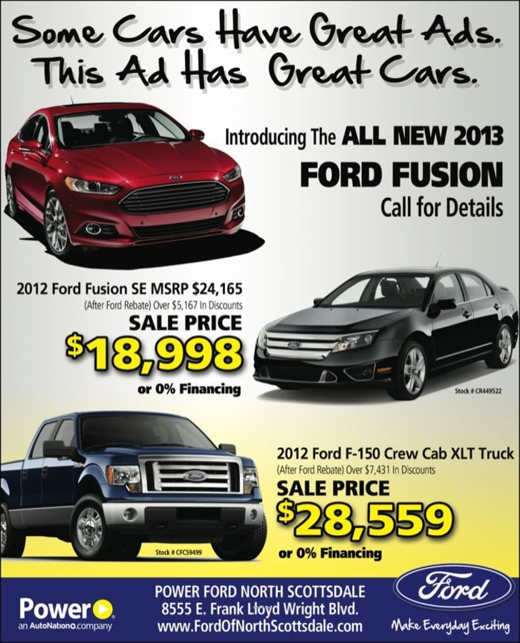 Power Ford Of North Scottsdale