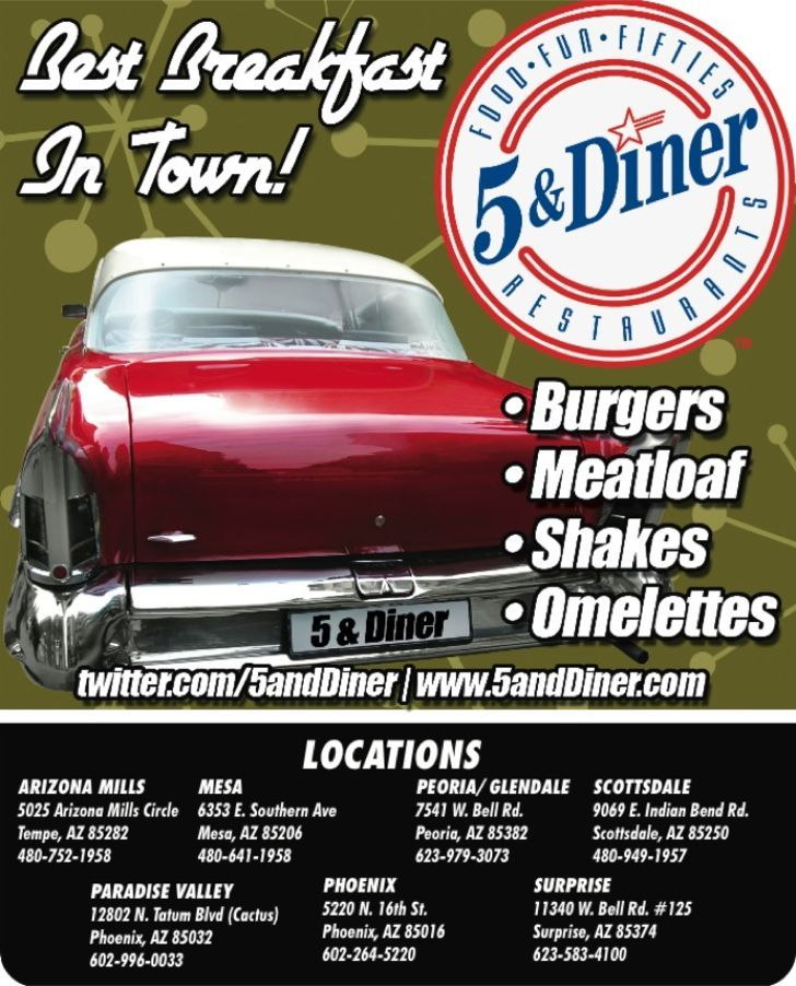 5 & Diner