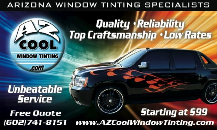 AZ Cool Tinting
