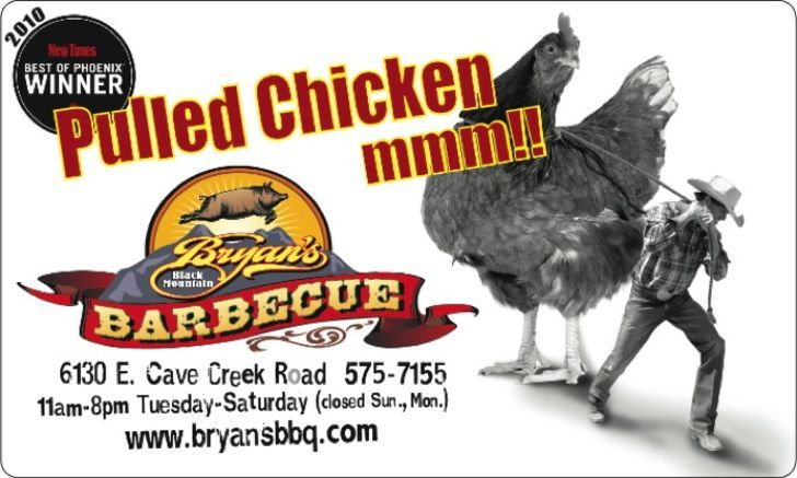 Bryan's Barbecue