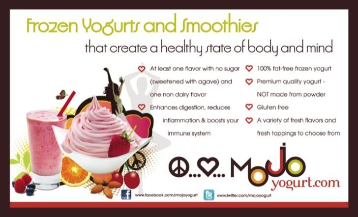 MOJO Yogurt