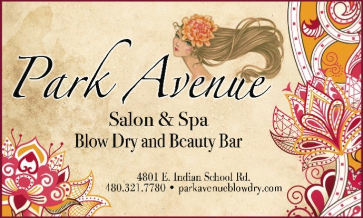 Park Avenue Blow Dry