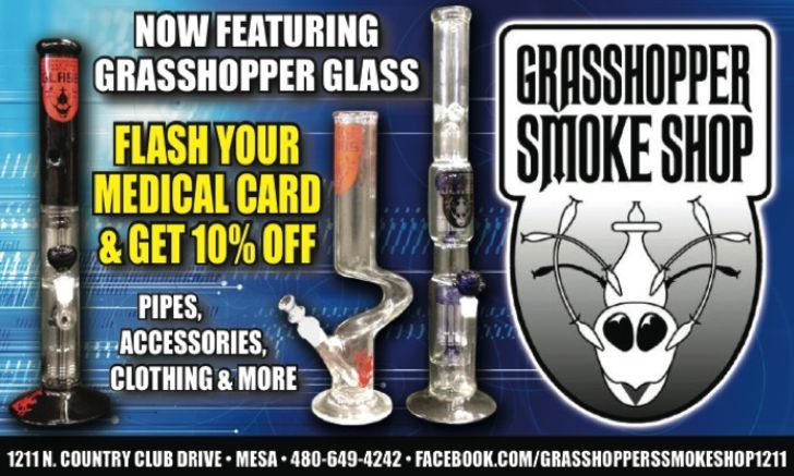 Grasshoppers Smoke Shop
