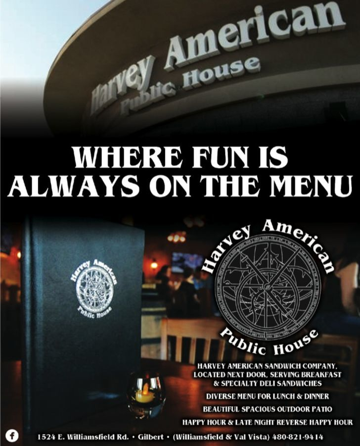 Harvey American Public House & Sandwich