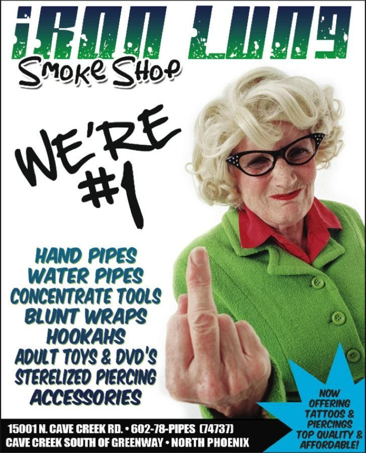Iron Lung Smoke Shop #1