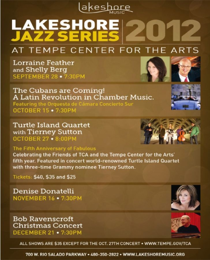 Lakeshore Jazz Series