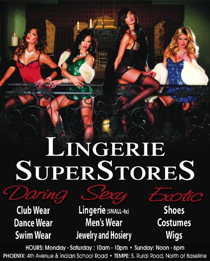 Lingerie Superstore