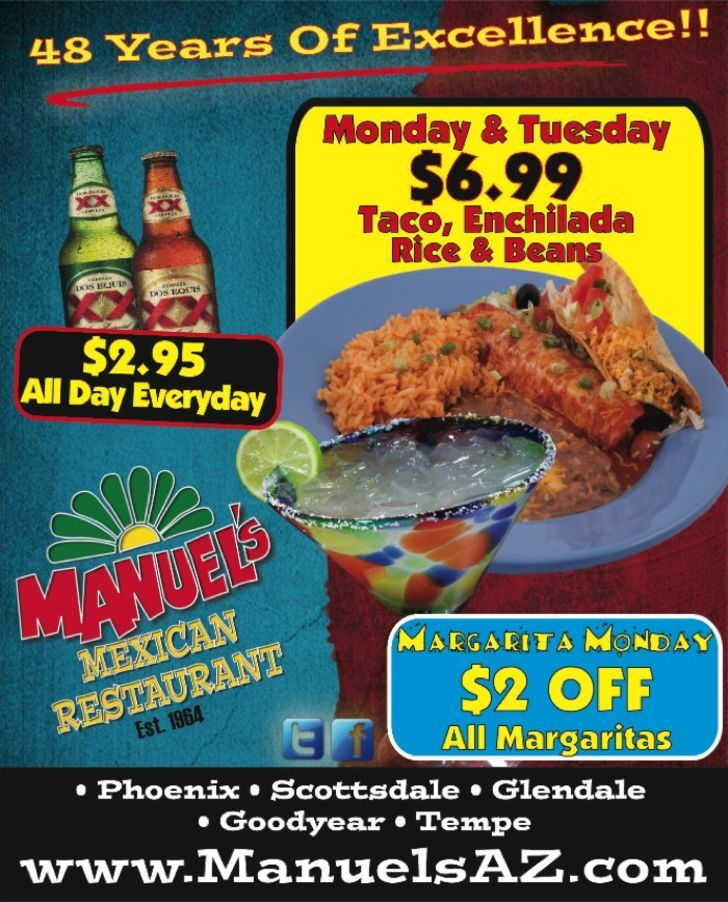 Manuel's Mexican Food